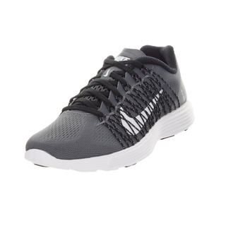 Nike Women's Lunaracer+ 3 Dark Grey/White/Black Running Shoe