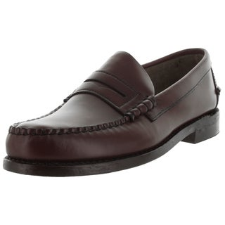 Sebago Men's Classic E Antique Brown Loafers & Slip-Ons Shoe