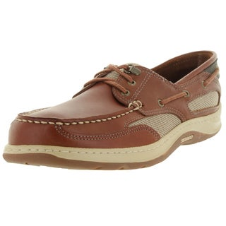 Sebago Men's Clovehitch Ii Wide Ambergold Boat Shoe