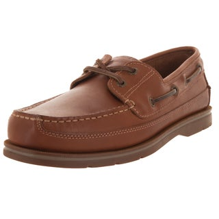 Sebago Men's Grinder Tan Boat Shoe