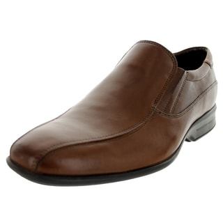 Clarks Men's Gadwell Stride Walnut Loafers & Slip-Ons Shoe