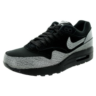 Nike Women's Air Max 1 Prm Black/ Hematite/Black Running Shoe