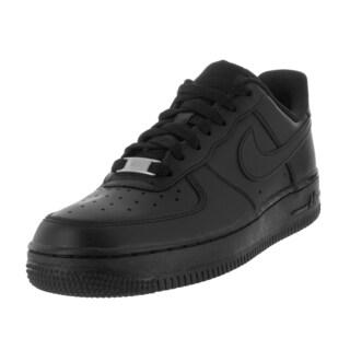 Nike Women's Air Force 1 '07 Black/Black Basketball Shoe