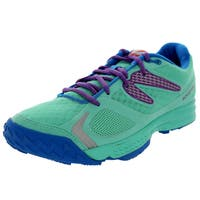 Newton Running Women's Boco Sol Aquamarine/Purple Running Shoe