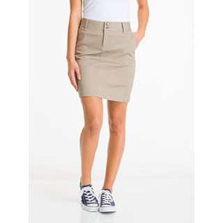 Lee Juniors Khaki Classic Skirt
