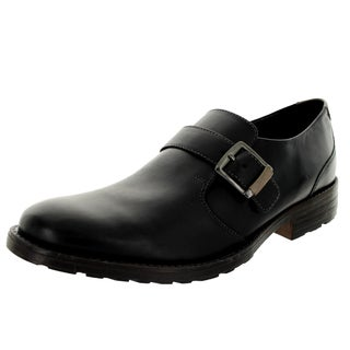 Clarks Men's Denton Step Black Casual Shoe