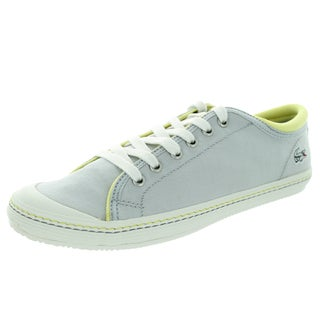 Lacoste Women's Shore 7 Ap Srw Lt Grey Casual Shoe