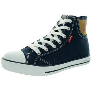 Levi'S Women's Hamilton Buck Navy/Brown Casual Shoe