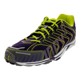 Inov-8 Women's Terrafly 277 Blackberry/Lime/White Training Shoe