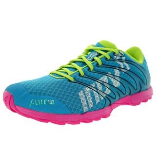 Inov-8 Women's F-Lite 192 Aqua Pink Lime Running Shoe