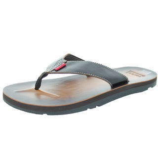 Levi's Men's Hearand Le J2 Brown Sandal