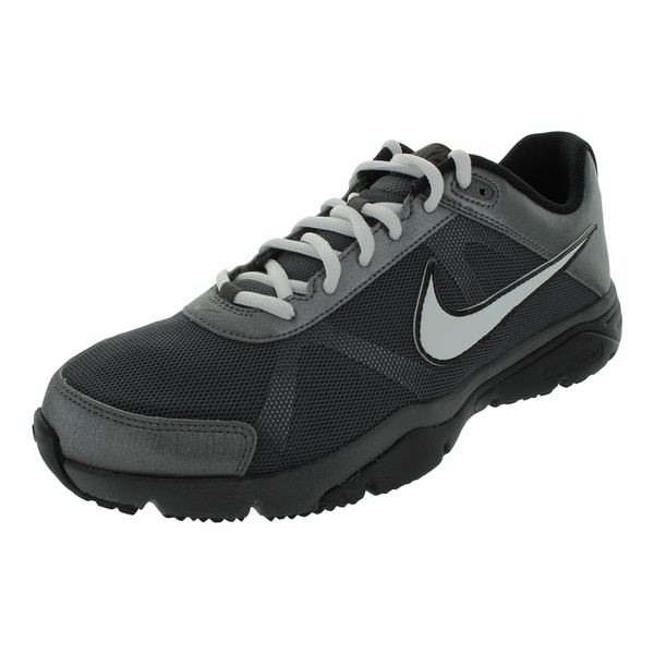 ad106a2059a Shop Nike Dual Fusion Tr Iii Training Shoes Dark Grey White Black ...