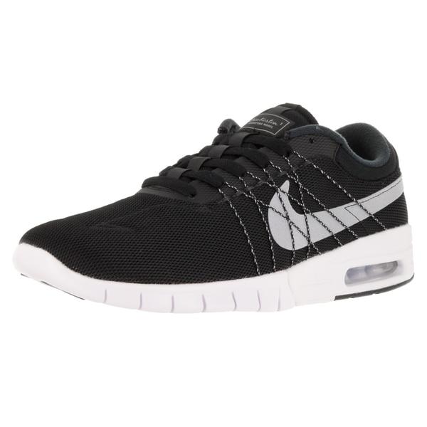 Nike Men s Koston Max BlackWolf GreyWhite Skate Shoe