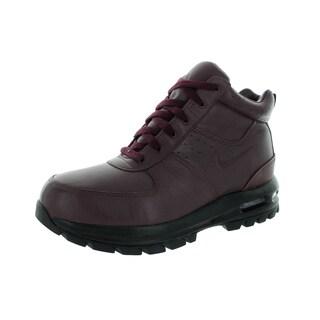 Nike Men's Air Max Goaterra Dp Brgndy/Dp Brgndy/Dp Brgndy Boot