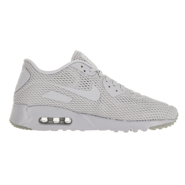 Shop Nike Men's Air Max 90 Ultra Br Pr Platinum Running