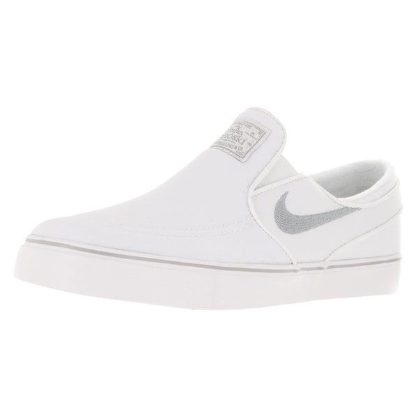 744d8565b1e579 Shop Nike Men s Zoom Stefan Janoski Slip Cnvs White Wolf Grey White ...