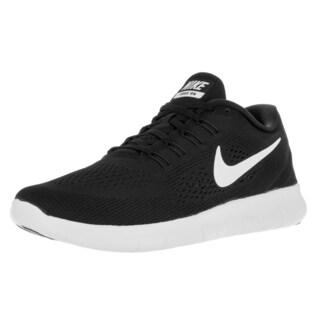 Nike Men's Free Black/White/Anthracite Running Shoe