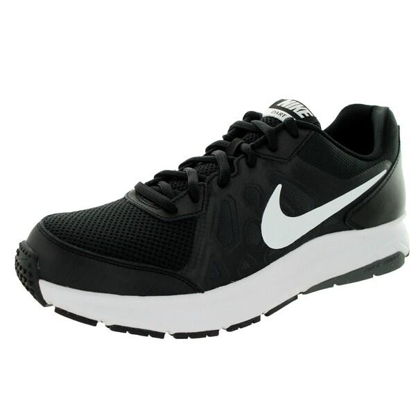 premium selection 55082 5bd32 Nike Men s Dart 11 Black White Dark Grey White Running Shoe
