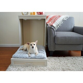ecoFlex Abigail Murphy Dog Bed with Memory Foam Cushion