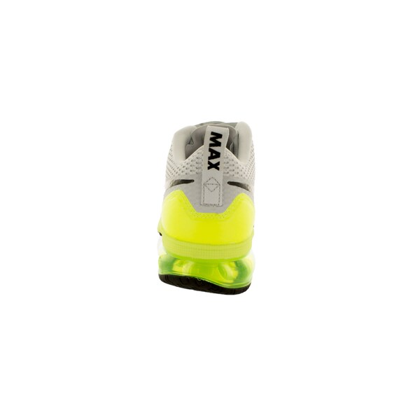 Nike air max tr 180 mens carbon grey black volt white,nike
