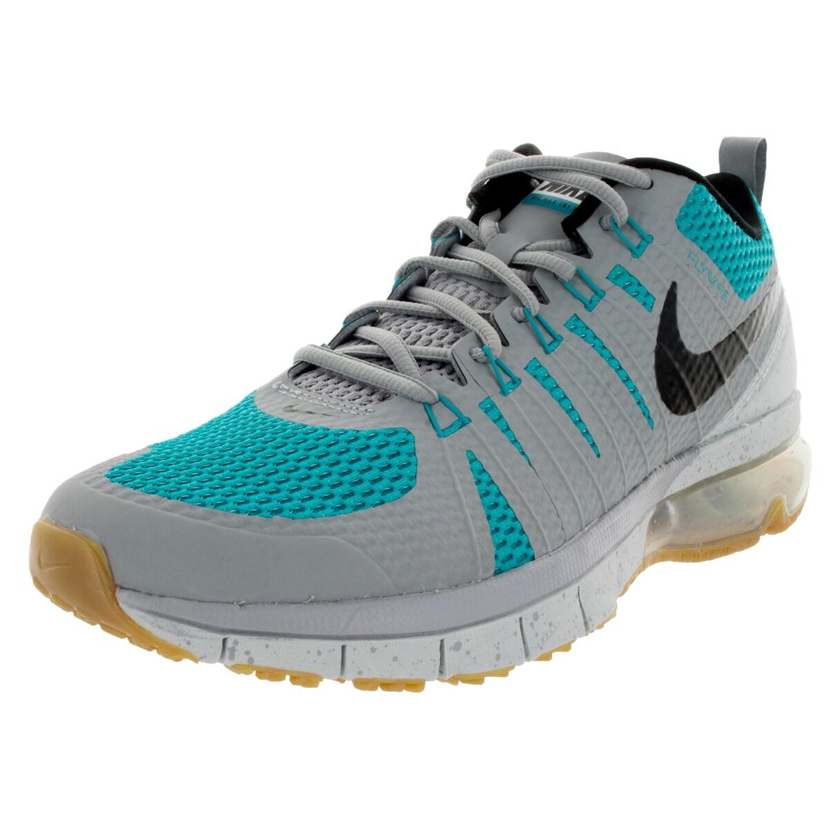 Nike Men's Air Max Tr180 Wolf Grey/Black/ Training Shoe (...