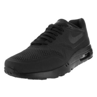 Nike Men's Air Max 1 Ultra Essential Black Running Shoe