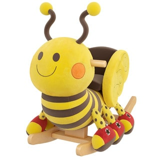 Gibson Living Thomas the Bee Kids Rocker with Music