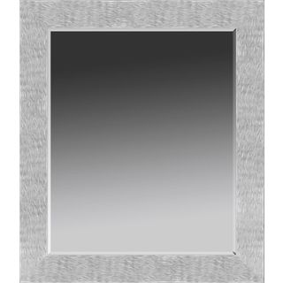 Mirror: Silver Contemporary