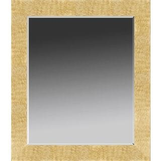 Mirror: Gold Contemporary