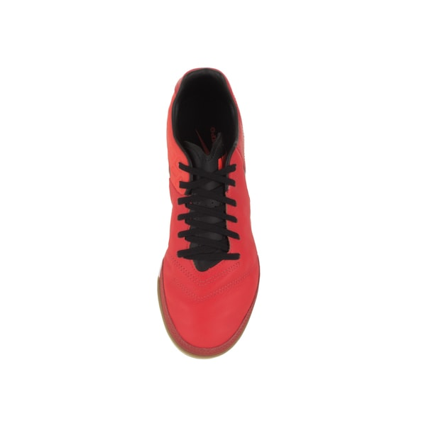 Nike Men's Tiempo Mystic V Ic Light Crimson/Metallic Silver/ Indoor Soccer  Shoe - Free Shipping Today - Overstock.com - 19160804