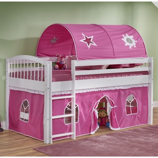 Alaterre Addison Junior Loft Tent Bed with Playhouse. Kids  Bedroom Sets   Shop The Best Deals For Apr 2017