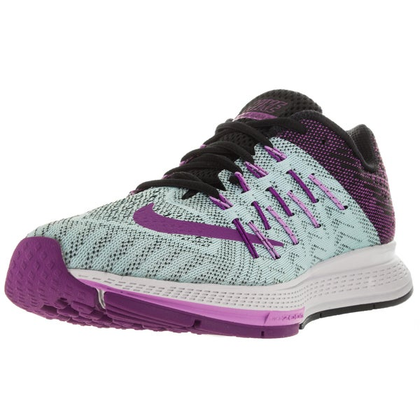 b8b3e09374c5 Shop Nike Women s Air Zoom Elite 8 Copa Vivid Purple Black  Running ...