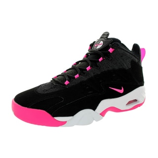 Nike Men's Air Flare Black/Pink Pow/White Tennis Shoe