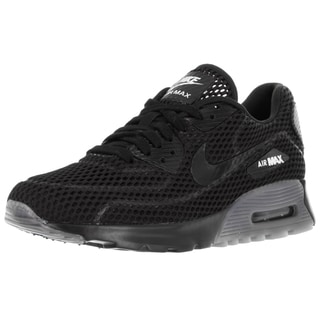 Nike Women's Air Max 90 Ultra Br Black/Black/White Running Shoe