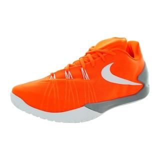 Nike Men's Hyperchase Total Orange/White/Wolf Grey Basketball Shoe