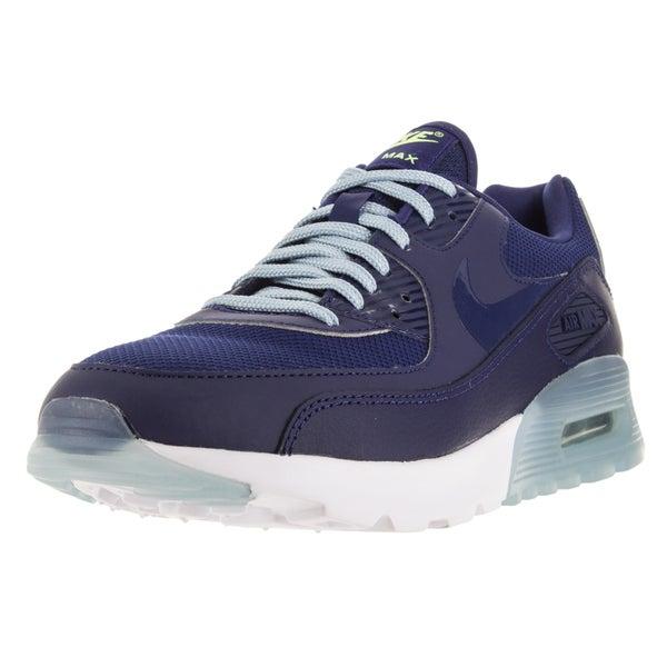 cheap for discount f6ed6 4bf92 Shop Nike Women's Air Max 90 Ultra Essential Lyl Blue/Lyl ...