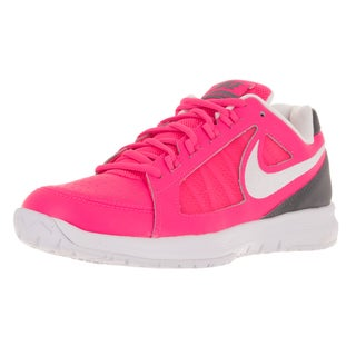 Nike Women's Air Vapor Ace Pink/White/Dark Grey/Gmm Bl Tennis Shoe