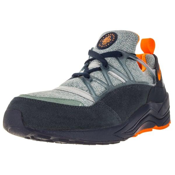 f7ee01de1fee4 Nike Men s Air Huarache Light Midnight Navy Brght Ctrs Blue Running ...
