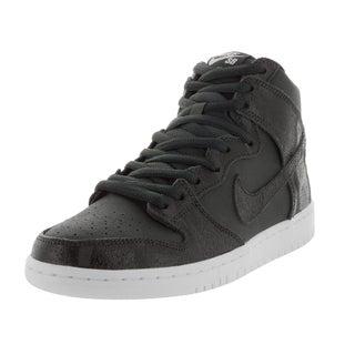 Nike Men's Dunk High Pro Sb Anthracite/Black/White Skate Shoe