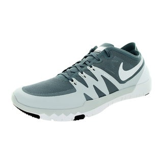 Nike Men's Free Trainer 3.0 V3 Blue Graphite/White/ Training Shoe