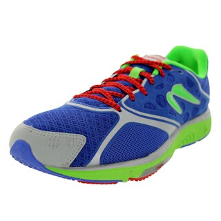 Newton Running Men's Motion Iii Blue/Green Running Shoe