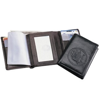 Goodhope Preferred Nation Leather Tri-fold Wallet
