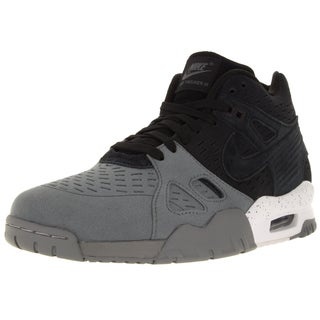 Nike Men's Air Trainer 3 Le Black/Black/Cool Grey/White Training Shoe