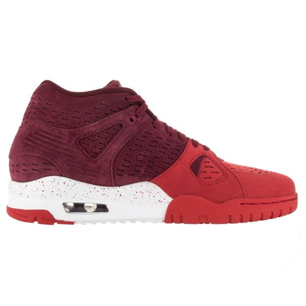 new styles bdb94 95a5d ... spain nike mens air trainer 3 le team red university red white training  shoe free shipping