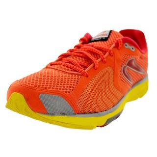 Newton Running Men's Distance Iii Orangever/Yellow Running Shoe