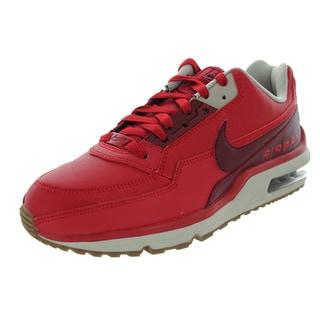 Nike Men's Air Max Ltd 3 Gym Red/Team Red/String Running Shoe