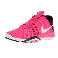 Nike Women's Free Tr 6 Pink Blast/Black/White Training Shoe