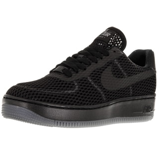 Nike Women's Af1 Low Upstep Br Black/Black/Cool Grey Casual Shoe