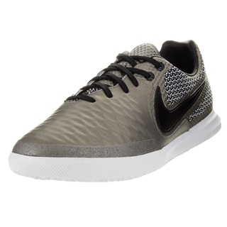 Nike Men's Magistax Final Ic Pewter/Black/Black/White Indoor Soccer Shoe