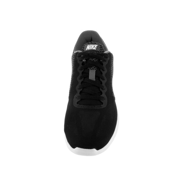 Nike Women's Revolution 3 Dark Grey/White/Black Running Shoe - Free  Shipping Today - Overstock.com - 19161101